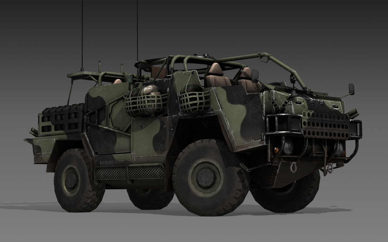 British Jackal And Mastiff Vehicles Project Reality Forums